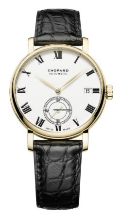 Chopard Classic 18K Yellow Gold Men's Watch 161289-0001