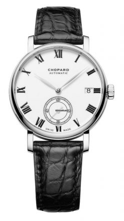 Chopard Classic 18K White Gold Men's Watch 161289-1001
