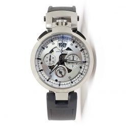 Bovet Pininfarina Amadeo Chronograph Stainless Steel Men's Watch preowned.CHPIN005