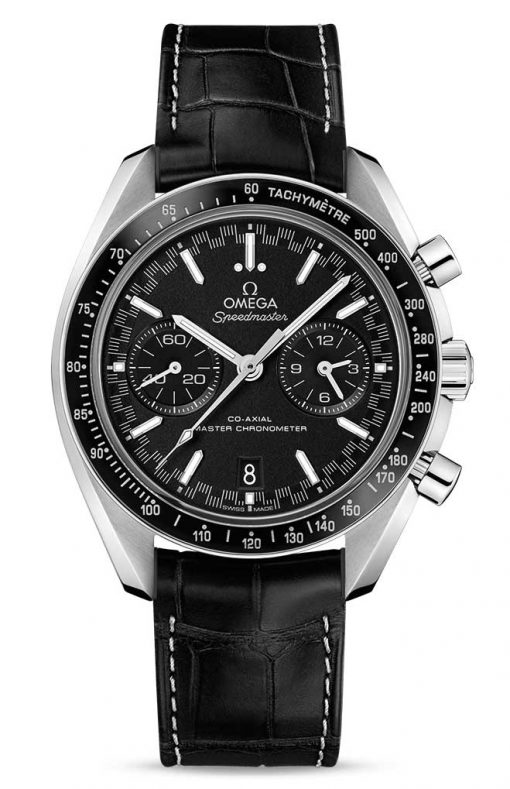 Omega Speedmaster Racing Co-Axial Master Stainless Steel Men's Watch, 329.33.44.51.01.001