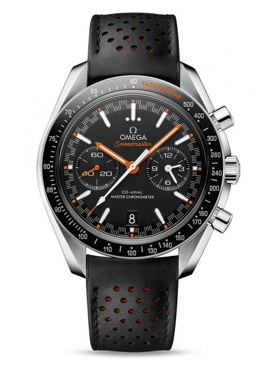 Omega Speedmaster Racing Co-Axial Master Stainless Steel Men's Watch, 329.32.44.51.01.001