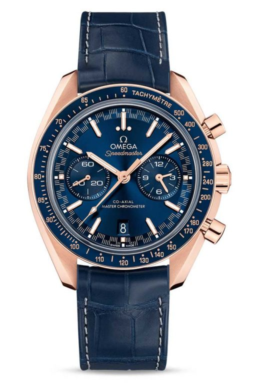 Omega Speedmaster Racing Co-Axial Master 18K Sedna™ Gold Men's Watch, 329.53.44.51.03.001 3
