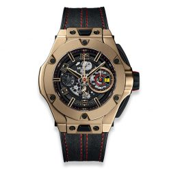 Hublot Big Bang Ferrari Unico 18K Magic Gold Men's Watch 402.MX.0138.WR