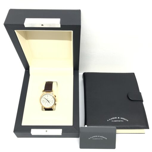 A. Lange And Sohne 1815 Chronograph Rose Gold Men's Watch, 414.032 5