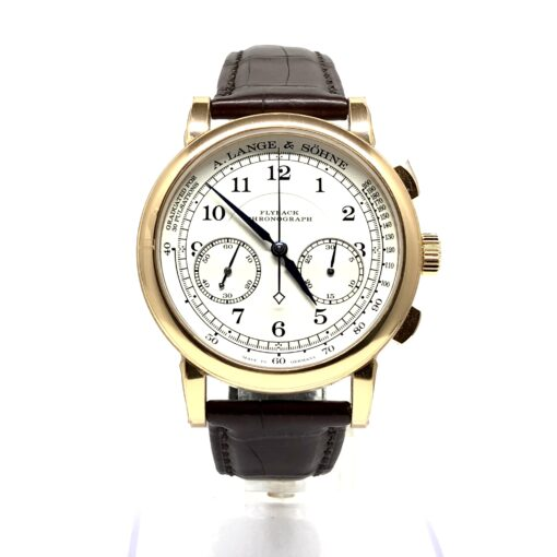 A. Lange And Sohne 1815 Chronograph Rose Gold Men's Watch, 414.032 2