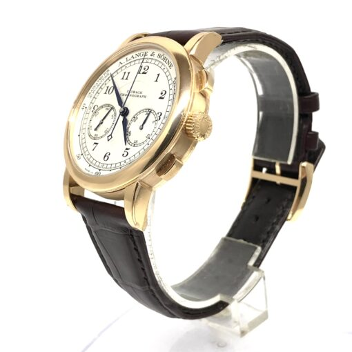 A. Lange And Sohne 1815 Chronograph Rose Gold Men's Watch, 414.032 3