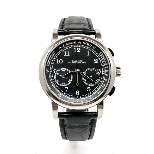 A. Lange And Sohne 1815 Chronograph White Gold Men's Watch, 414.028 2