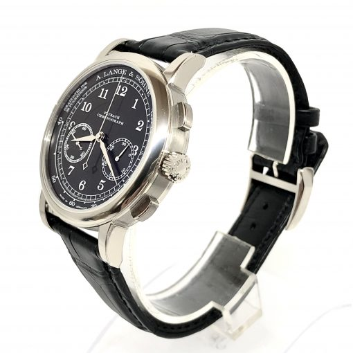 A. Lange And Sohne 1815 Chronograph White Gold Men's Watch, 414.028 3
