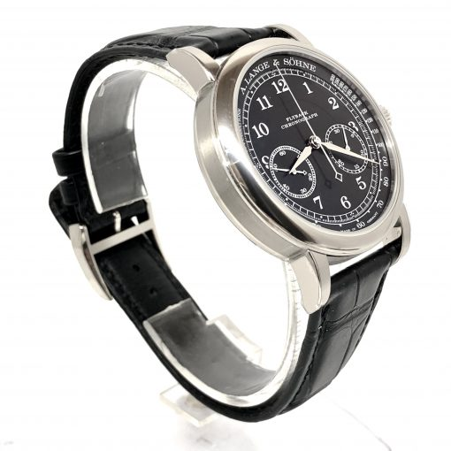 A. Lange And Sohne 1815 Chronograph White Gold Men's Watch, 414.028 4