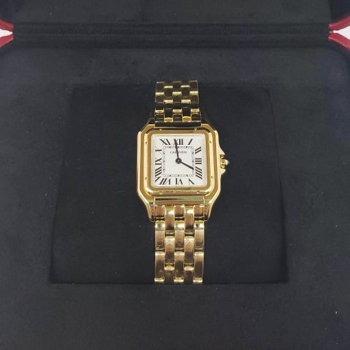 Cartier Panthère 18K Yellow Gold Ladies Watch, WGPN0009 2