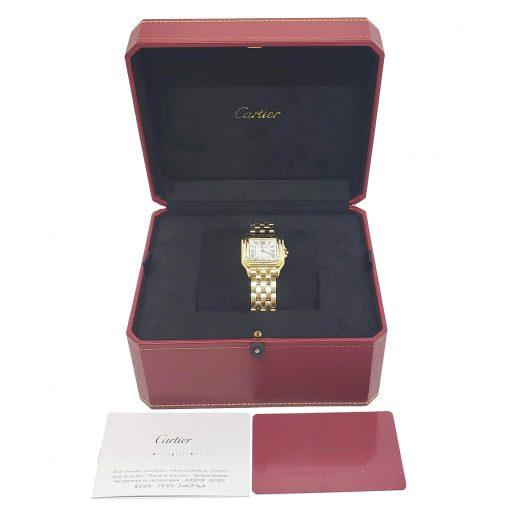 Cartier Panthère 18K Yellow Gold Ladies Watch, WGPN0009 3