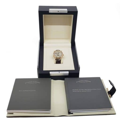 A. Lange And Sohne 1815 Annual Calendar Rose Gold Men's Watch, 238.032 3