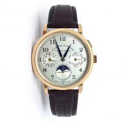 A. Lange And Sohne 1815 Annual Calendar Rose Gold Men's Watch 238.032