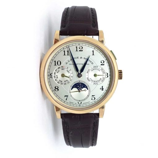 A. Lange And Sohne 1815 Annual Calendar Rose Gold Men's Watch, 238.032