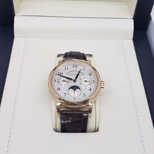 A. Lange And Sohne 1815 Annual Calendar Rose Gold Men's Watch, 238.032 4