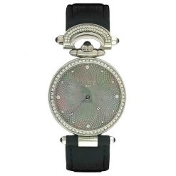 Bovet Amadeo Fleurier 36 Miss Audrey Black Mother-of-pearl Watch AS36003-SD12