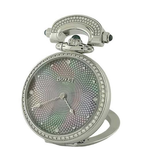 Bovet Amadeo Fleurier 36 Miss Audrey Black Mother-of-pearl Watch, AS36003-SD12 11