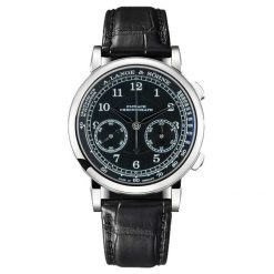 A. Lange And Sohne 1815 Chronograph White Gold Men's Watch 414.028