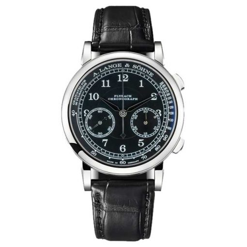 A. Lange And Sohne 1815 Chronograph White Gold Men's Watch, 414.028