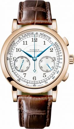 A. Lange And Sohne 1815 Chronograph Rose Gold Men's Watch 414.032