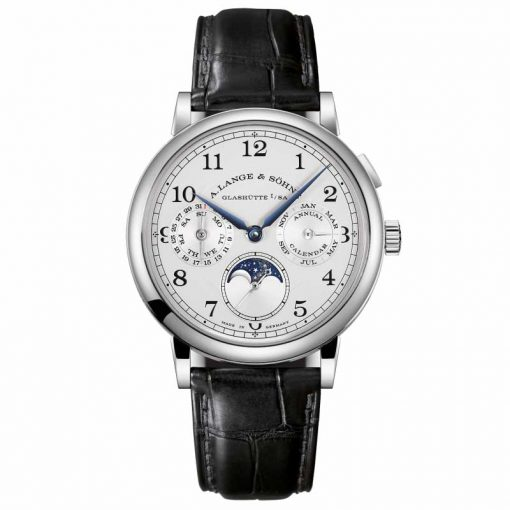 A. Lange And Sohne 1815 Annual Calendar White Gold Men's Watch, 238.026