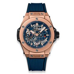Hublot Big Bang Meca-10 King Gold Blue Men's Watch 414.OI.5123.RX