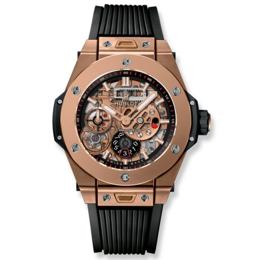 Hublot Big Bang Meca-10 King Gold Men's Watch, 414.OI.1123.RX