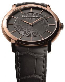 Audemars Piguet Jules Audemars Extra-Thin 18K Rose Gold Men's Watch preowned.15181OR.OO.A005CR.01
