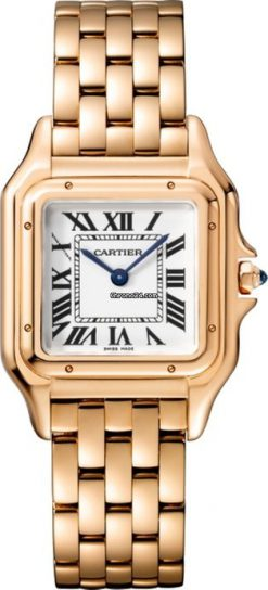 Cartier Panthère 18K Pink Gold Ladies Watch WGPN0007