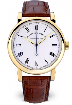 A. Lange & Sohne Richard Lange 18K Yellow Gold Men's Watch preowned.232.021