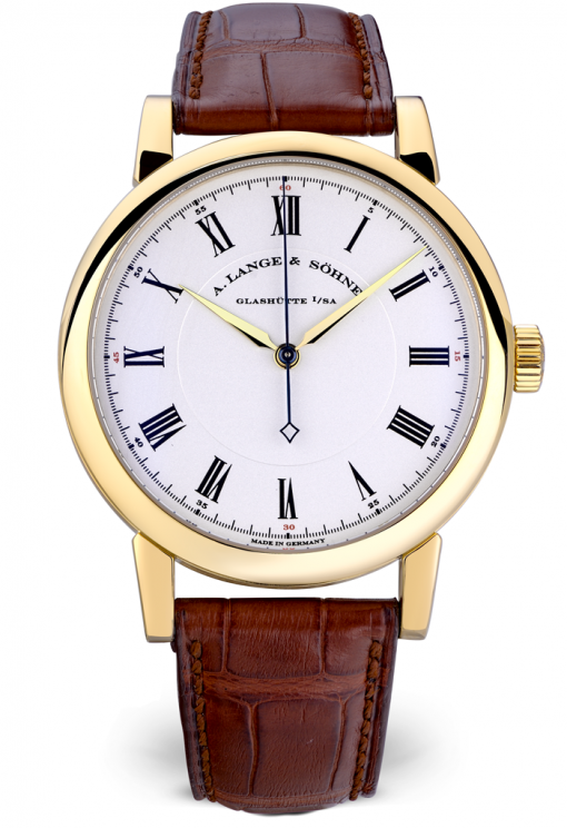 A. Lange & Sohne Richard Lange 18K Yellow Gold Men's Watch, preowned.232.021