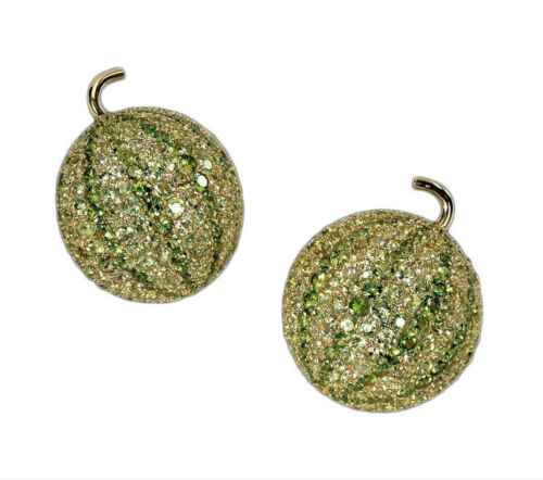 De Grisogono Melon Earrings, 15416/02