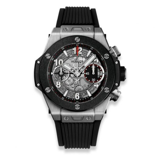 Hublot Big Bang Unico Titanium & Ceramic Men's Watch, 441.NM.1170.RX