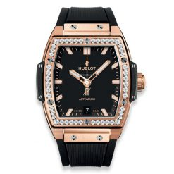 Hublot Spirit of Big Bang 39 mm 18K King Gold & Diamonds Men's… 665.OX.1180.RX.1204