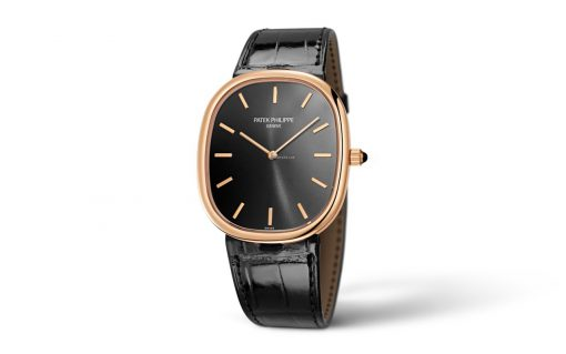 Patek Philippe Golden Ellipse 18K Rose Gold Men's Watch, 5738R-001 2