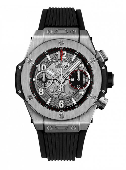 Hublot Big Bang Unico Titanium Men's Watch, 441.NX.1170.RX