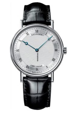 Breguet Classique Automatic Ultra Slim 18k White Gold Men's Watch preowned.5157bb/11/9v6
