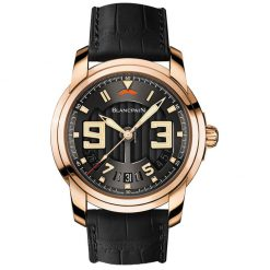 Blancpain L-Evolution Automatic 18K Rose Gold Men's Watch preowned.8805-3630-53B
