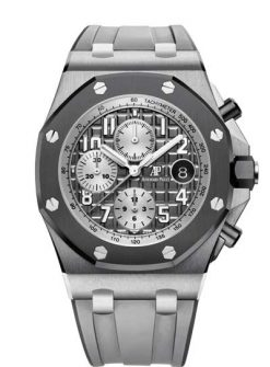 Audemars Piguet Royal Oak Offshore Selfwinding Chronograph Titanium Men's Watch 26470IO.OO.A006CA.01