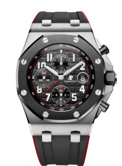 Audemars Piguet Royal Oak Offshore Chronograph Stainless Steel Men's Watch 26470SO.OO.A002CA.01