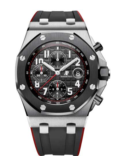 Audemars Piguet Royal Oak Offshore Chronograph Stainless Steel Men's Watch, 26470SO.OO.A002CA.01