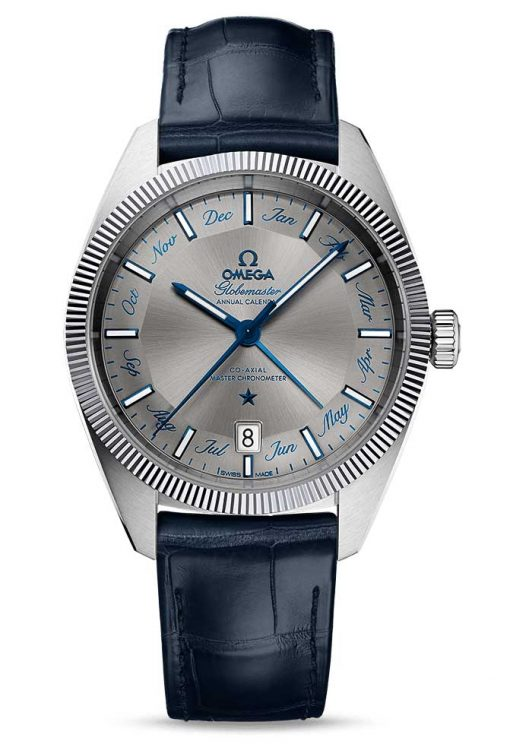 Omega Constellation Globemaster Co-Axial Master Stainless Steel Men`s Watch, 130.33.41.22.06.001