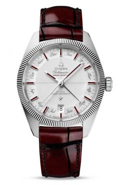 Omega Constellation Globemaster Co-Axial Master Limited Edition Platinum Men`s Watch 130.93.41.22.99.001