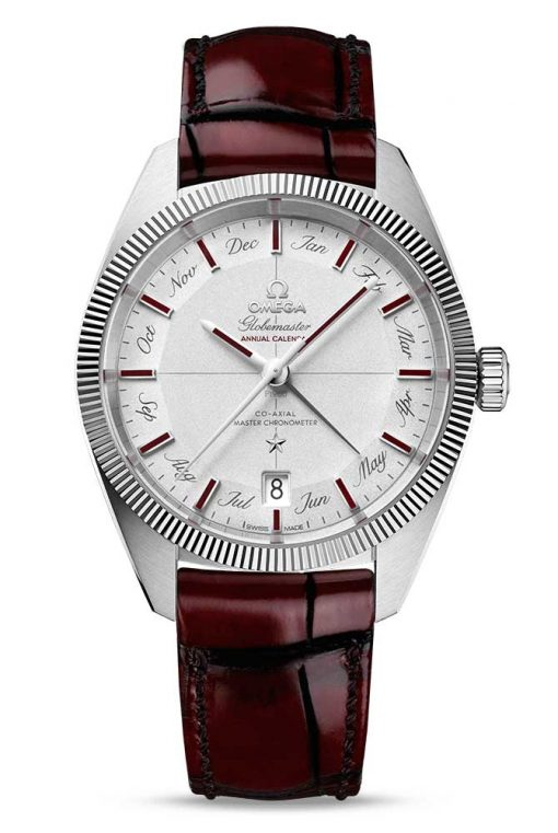 Omega Constellation Globemaster Co-Axial Master Limited Edition Platinum Men`s Watch, 130.93.41.22.99.001