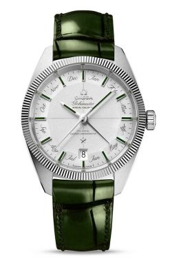 Omega Constellation Globemaster Co-Axial Master Limited Edition Platinum Men`s Watch 130.93.41.22.99.002