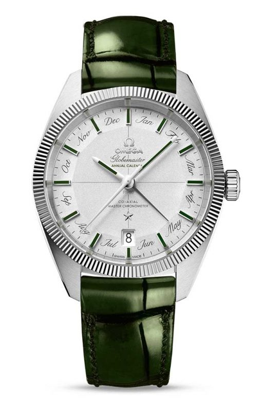 Omega Constellation Globemaster Co-Axial Master Limited Edition Platinum Men`s Watch, 130.93.41.22.99.002