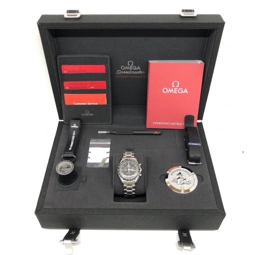 Omega Speedmaster Moonwatch Professional Stainless Steel Men`s Watch, 311.30.42.30.01.005 5