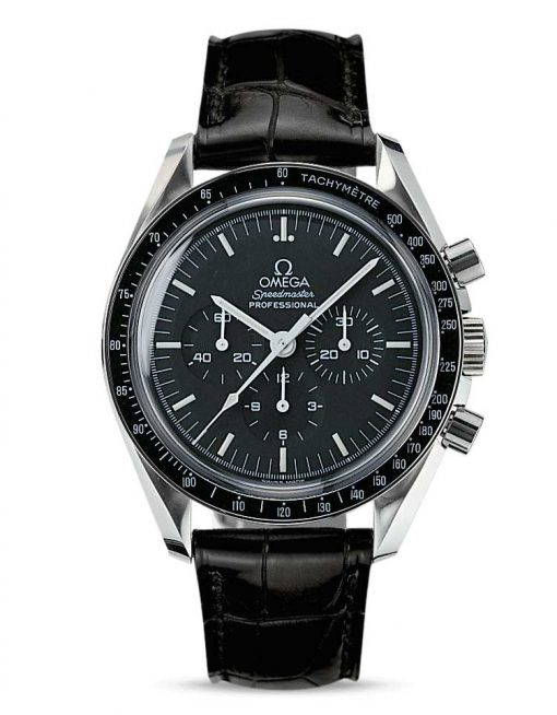 Omega Speedmaster Moonwatch Professional Stainless Steel Men`s Watch, 311.33.42.30.01.001