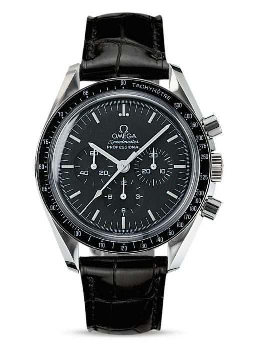 Omega Speedmaster Moonwatch Professional Stainless Steel Men`s Watch, 311.33.42.30.01.002