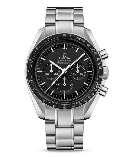 Omega Speedmaster Moonwatch Professional Stainless Steel Men`s Watch, 311.30.42.30.01.005